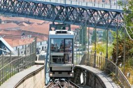 "<div style=""text-align:center; color:white;""><div style=""font-size:17px; "">Guindais Funicular *</div><br>Client: Porto 2001<br>Year: 2001 – 2003</div>"