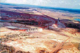 "<div style=""text-align:center; color:white;""><div style=""font-size:17px; "">Massingir Dam (Mozambique)</div><br>Client: Grupo de Trabalhos do Limpopo<br>Year: 1971 – 1978</div>"