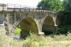 "<div style=""text-align:center; color:white;""><div style=""font-size:17px; "">Rehabilitation of Valmaior Bridge</div><br>Client: Câmara Municipal de Albergaria<br>Year: 2007 – 2007</div>"
