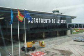 """<div style=""""text-align:center; color:white;""""><div style=""""font-size:17px; """">Aéroport des Asturies (Espagne)</div><br>Client: Dir. Gen. Infr. Ministério AR<br>Année: 1965 – 1966</div>"""