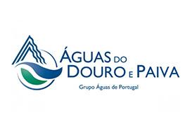 """<div style=""""text-align:center; color:white;""""><div style=""""font-size:17px; """">Colonne gravitationnelle Lagoa/Jovim</div><br>Client: Águas do Douro e Paiva<br>Année: 2001 – 2003</div>"""