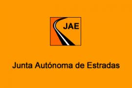 """<div style=""""text-align:center; color:white;""""><div style=""""font-size:17px; """">EN-4, Valado / Alcobaça</div><br>Client: Junta Autónoma de Estradas<br>Année: 1946 – 1947</div>"""