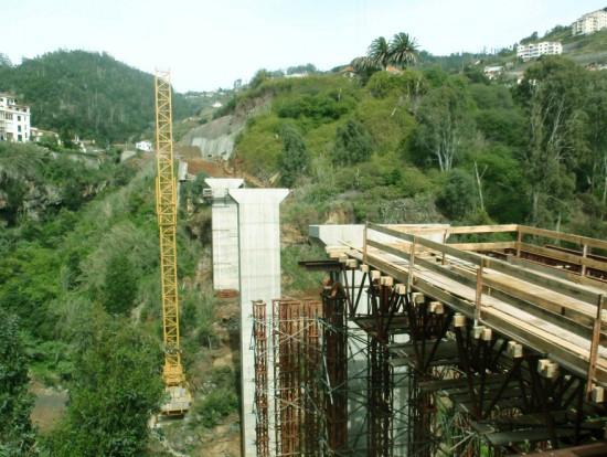 Le Gouvernement approuve un accord pour l'achèvement de la variante au centre de Caniço à Madère
