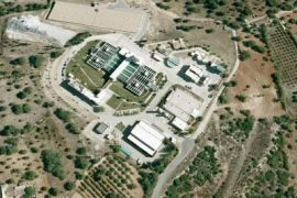"""<div style=""""text-align:center; color:white;""""><div style=""""font-size:17px; """">Tavira Water Treatment Plant</div><br>Client: <br>Year: 1991 – 1998</div>"""