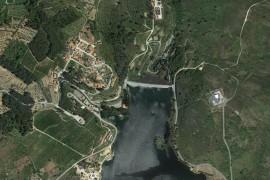 """<div style=""""text-align:center; color:white;""""><div style=""""font-size:17px; """">Vilar Dam</div><br>Client: Barragens e Hidroelétricas Portuguesa<br>Year: 1957 – 1962</div>"""