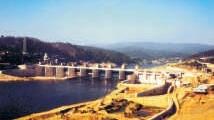 Crestuma Dam