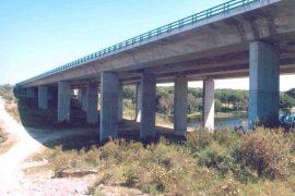 "<div style=""text-align:center; color:white;""><div style=""font-size:17px; "">Arapouco Viaduct</div><br>Client: Brisa SA<br>Year: 1996 – 1998</div>"