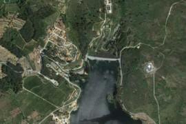 """<div style=""""text-align:center; color:white;""""><div style=""""font-size:17px; """">Barragem de Vilar</div><br>Cliente: Barragens e Hidroelétricas Portuguesa<br>Ano: 1957 – 1962</div>"""